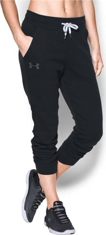 Under Armour Favorite Fleece Pant Dame