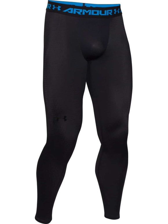 Under Armour ClutchFit 2.0 Mens Compression Tights - Black
