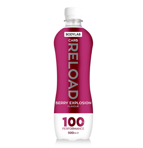 Bodylab Carb RELOAD (8x500 ml)