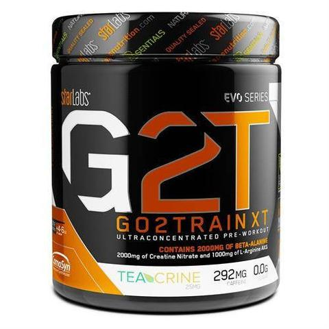 StarLabs G2T (pre-workout - 372g)
