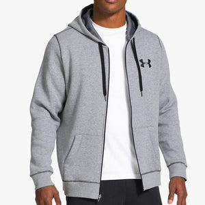 UNDER ARMOUR HERRE STORM RIVAL FULL ZIP