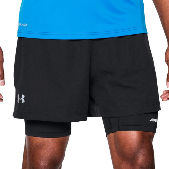 Under Armour Launch 5inch 2-in-1 Shorts
