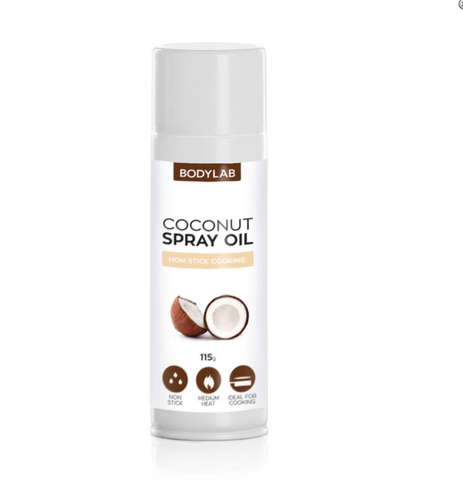 Bodylab Coconut Spray Oil (115 g)