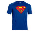 UNDER ARMOUR ALTER EGO CORE SUPERMAN T-SHIRT