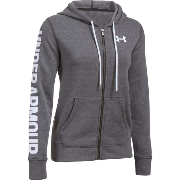 Women's UA Favourite Fleece Full Zip Hoodie
