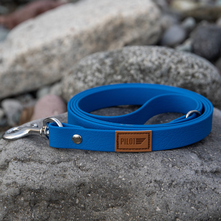 Waterproof Leash - Glacier Blue