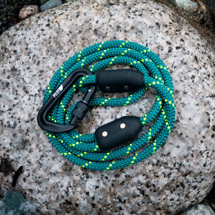 Emerald Climbing Rope Leash