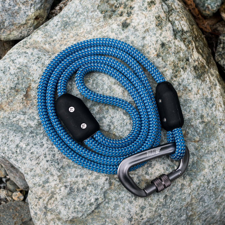 Blue Skies Climbing Rope Dog Leash