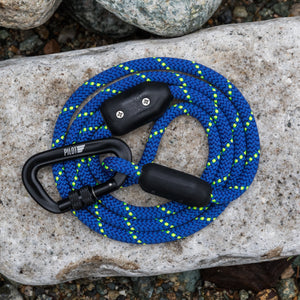 Indigo Blue Climbing Rope Leash