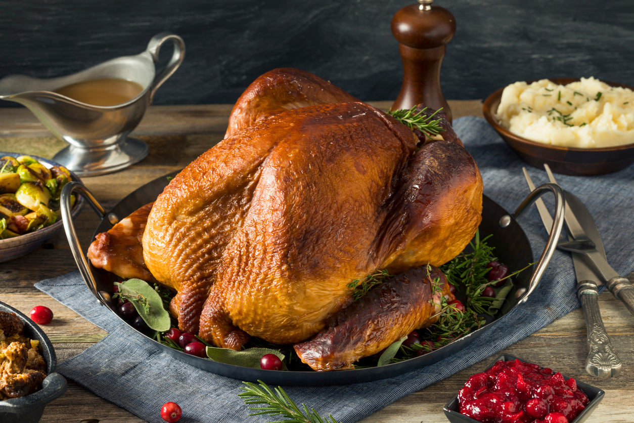 5 Foods NOT to Feed Your Dog at Thanksgiving!