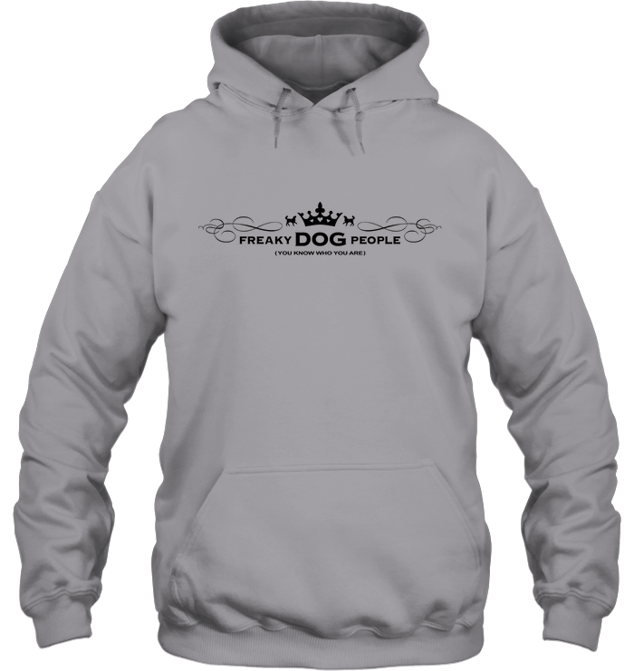 Unisex Hoodie Sport Grey FDP (you know who you are)