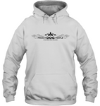 Unisex Hoodie White FDP (you know who you are)
