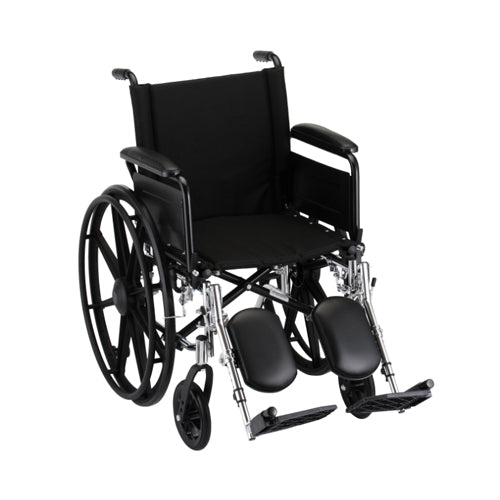 Lightweight Wheelchair with Desk Arms