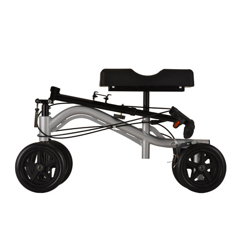 Knee Walker Metallic Silver