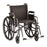 Wheelchair with Detachable Desk Arms