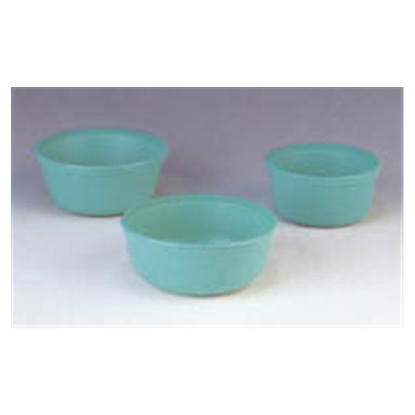 Medegen Medical Products Basin Utility 16oz Plastic Turquoise Ea