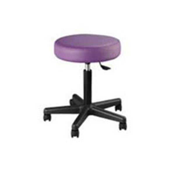 Earthlite Massage Tables Stool Exam 5 Leg Casters Without Backrest Ea