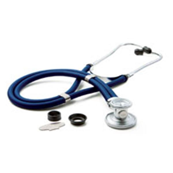 "American Diagnostic  Stethoscope Blue 22"" Ea"
