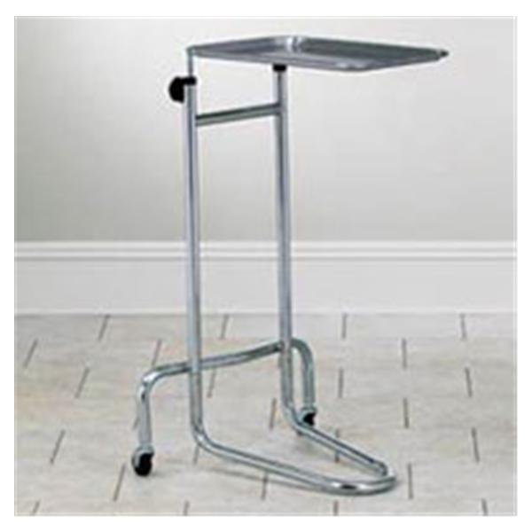 "Clinton Industries Stand Mayo 34-54"" Casters Ea"