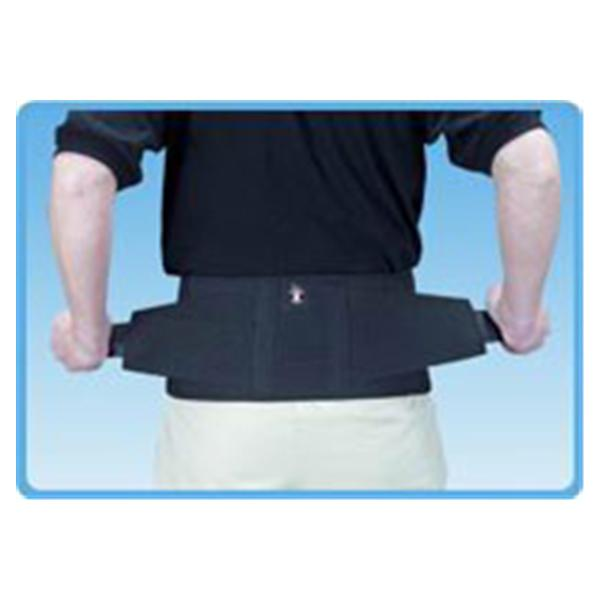 Core Products Belt Industrial CorFit Lumbar Sacral Elstc Black Size X-Large Ea