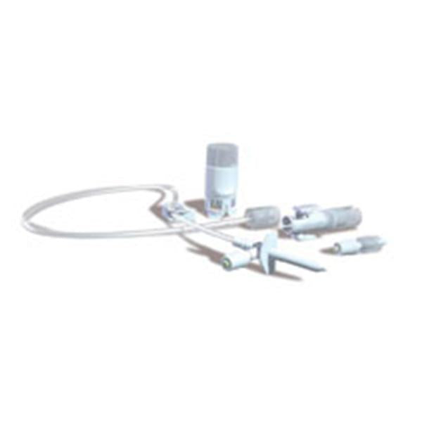 "B Braun Medical  IV Administration Set Tevadaptor Needleless 19"" 100/Ca"