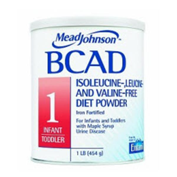 Mead Johnson Nutritionals BCAD 1 HiB Pwd Beverage Maple Syrup Infant / Toddler 1lb 6/Ca