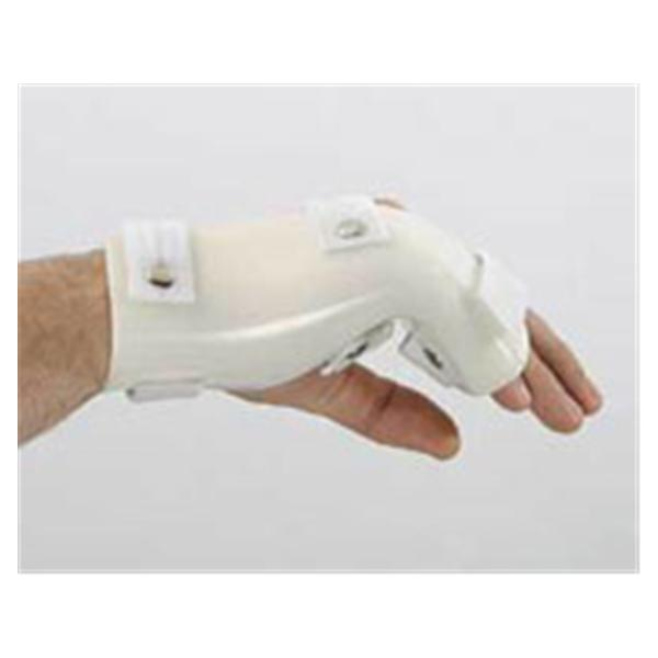 Alimed Brace Orthosis G-Force Boxers Fracture Long Hand Wht Sz Lg Rt Ea