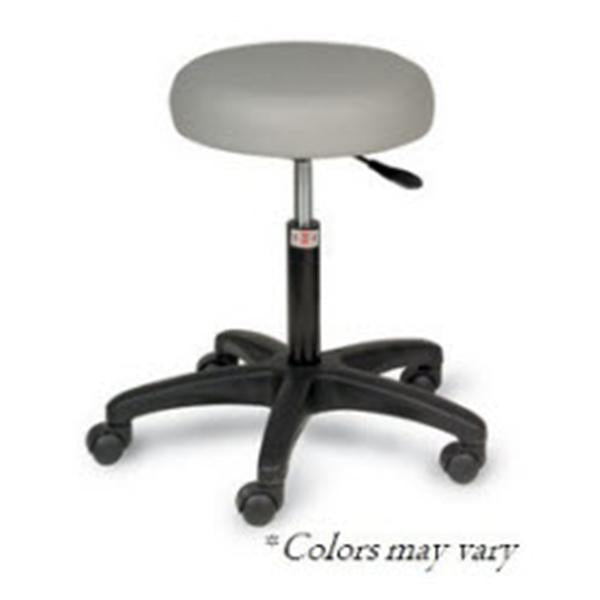 Hausmann Industries Stool Exam Choice Line/Economy Navy Blue Cstr w/o Bckrst 5 Lg Ea