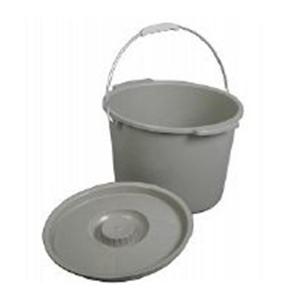 Medline Industries  Commode Bucket Medline 6/Ca