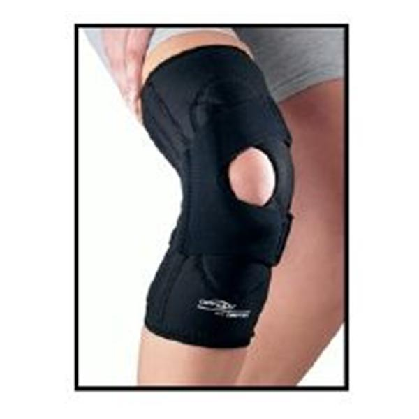 DJO Brace Post-Op Aspen -06060 Adult Knee Blk Size Small Universal Ea