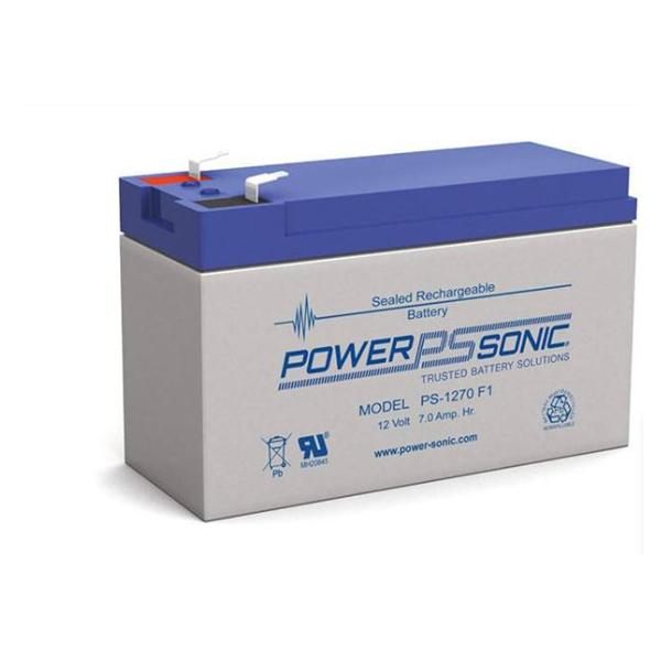 Power-Sonic Battery f/EKG Ea Ea