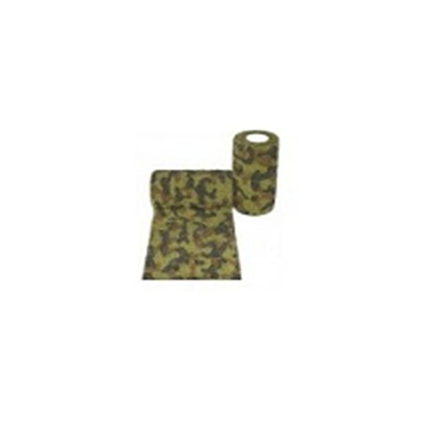 "Andover Coated Products Bandage PowerFlex 2.75""x6yd Athletic Foam Woodland Camo 48/Ca"
