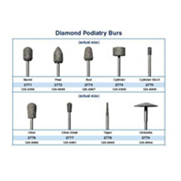 Dedeco International  Bur Diamond Ea (2771)