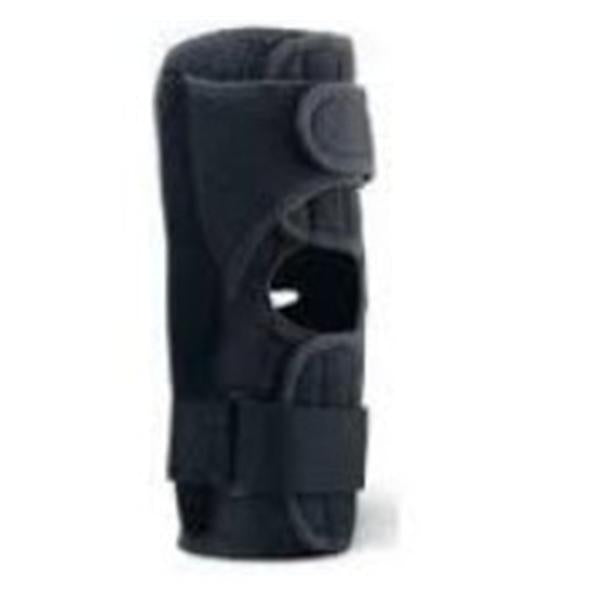 BSN Medical Brace Wraparound Actimove GenuStep Adult Knee Brthbl Blk Sz Lg Ea