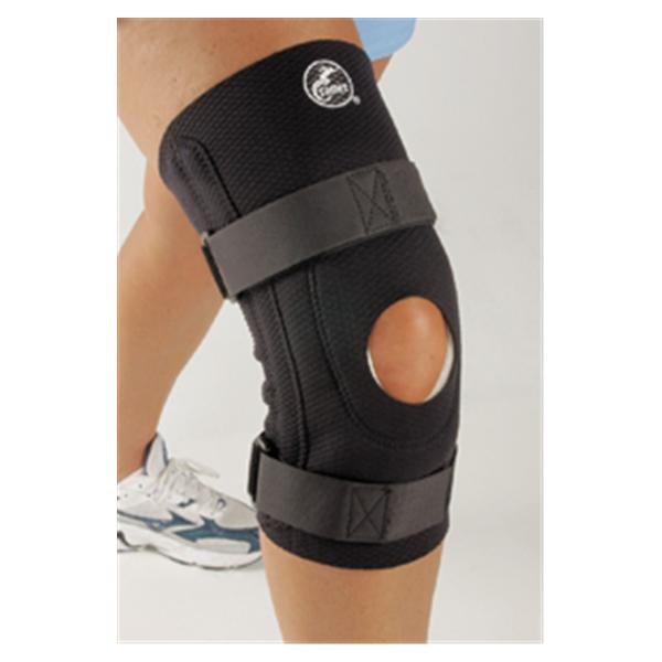 Cramer Products Stabilizer Diamond Knee Neoprene Black Size Small Ea