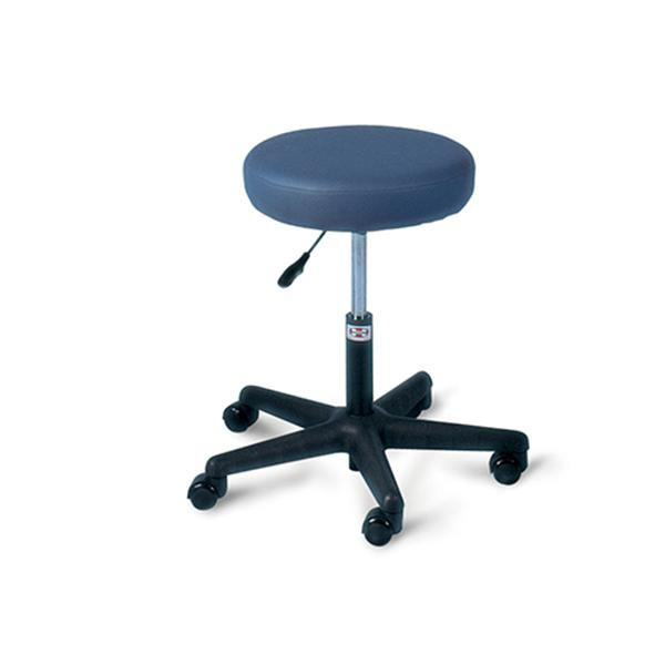 Hausmann Industries Stool Exam Choice Line/Economy Casters Without Backrest 5 Leg Ea