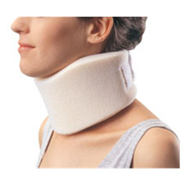"DJO Collar Form Fit Adult Cervical Foam White Size 16-22"" X-Large Ea (79-83008)"
