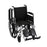 Lightweight Wheelchair with Full Arms
