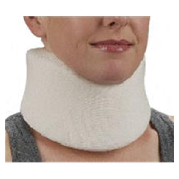 Deroyal Industries  Collar Adult Cervical Foam White Ea (A117006)