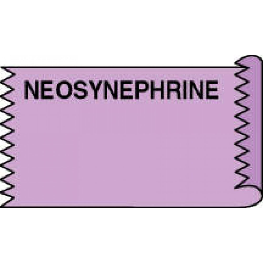 "Tape Removable Neosynephrine 1"" Core 1/2"" X 500"" Imprints Violet 333 500 Inches Per Roll"