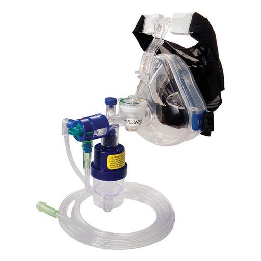Mercury Medical System CPAP Mask Flow-Safe II EZ Large Ea, 5 EA/BX (1057318)