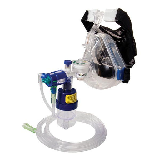 Mercury Medical System CPAP Mask Flow-Safe II EZ Medium Ea, 5 EA/BX (1057319)