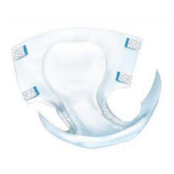 "Attends Healthcare Products Brief Attends Adult Unisex Regular 44-56"" Heavy White 3x24/Ca"