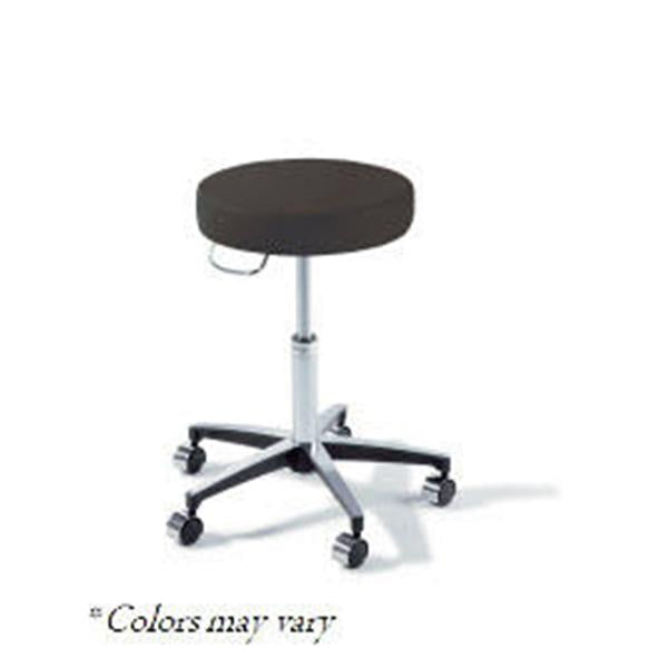 Midmark oration Stool Exam Ritter Classic Series Blueberry 5 Lg/Cstr No Bckrst Ea