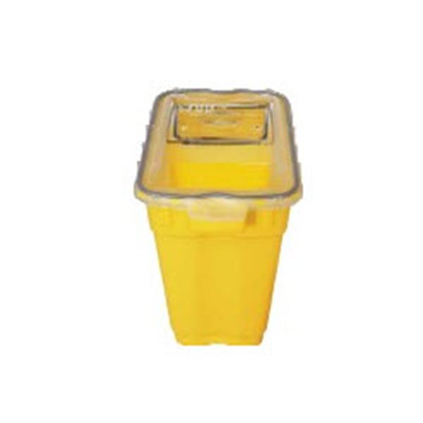 Becton-Dickinson Collector Chemotherapy Sharps 9gal X-Large Yellow Ea, 8 EA/CA (305603)