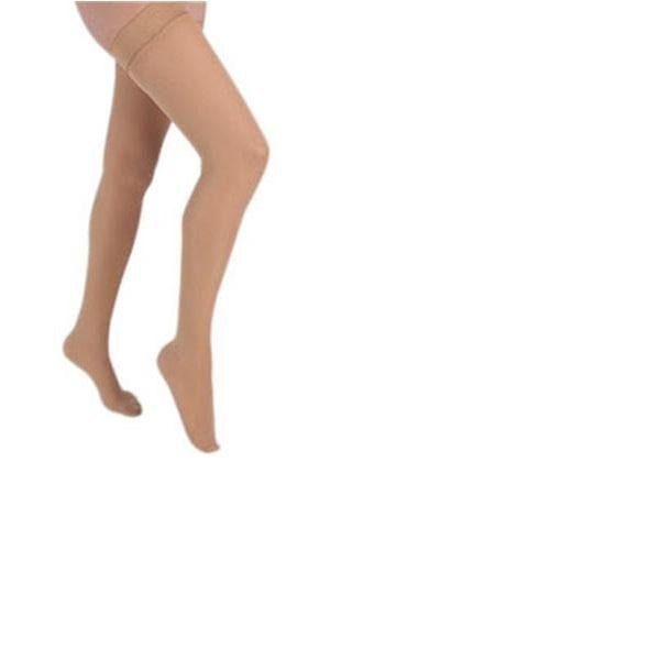 Carolon Company Compression Stocking Support Silky Soft SMS Fabric Nude 24/Bx (STD3611SN2)