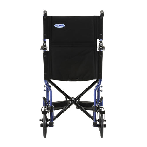 Lightweight transport chair