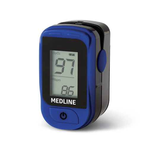Basic Finger Pulse Oximeter