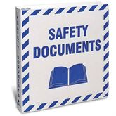 Safety Binder Safety Binder - Standard Size