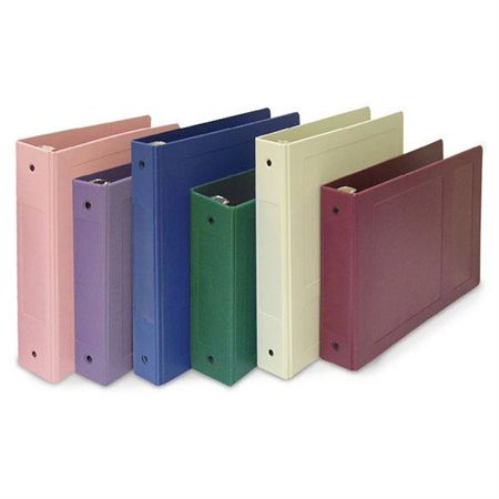 "1.5"" Molded Binder Top Open - 9.125""W x 2.125""D x 13.375""H - Not available in Forest"